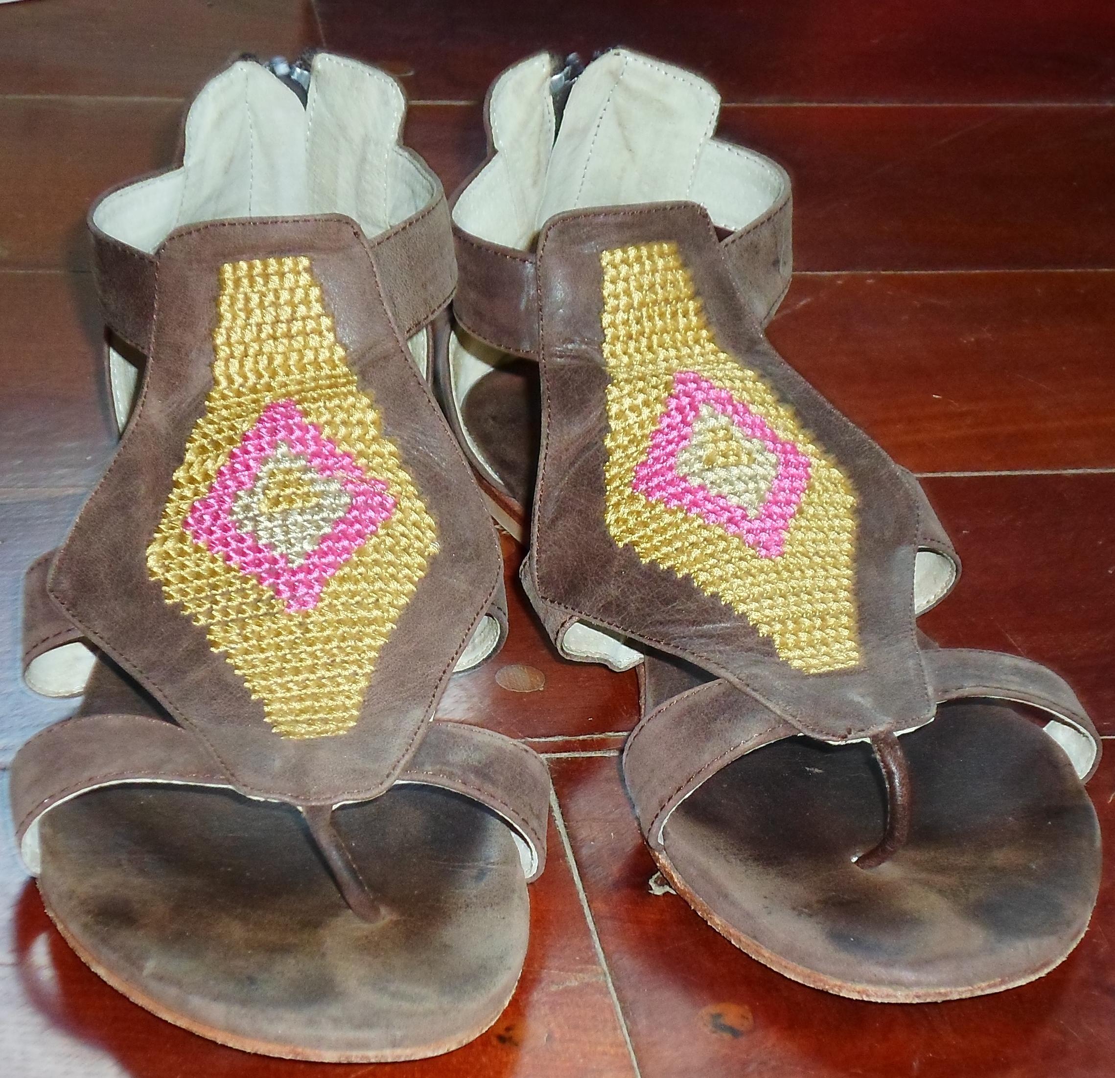 Mujer – Mercado En Y Usados De Crochetamp; Yoga Libre Niña Zapatos qGVSzjLUpM